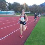 10000m LM2012 Claudia Kaiser,Saalfelden