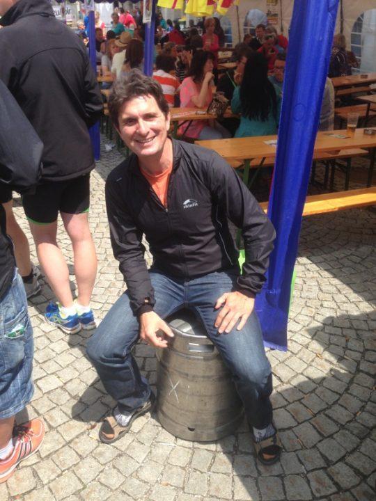 Hat Attila Bier nach Steyr geliefert? oder ein Rest aus der Verpflegung?